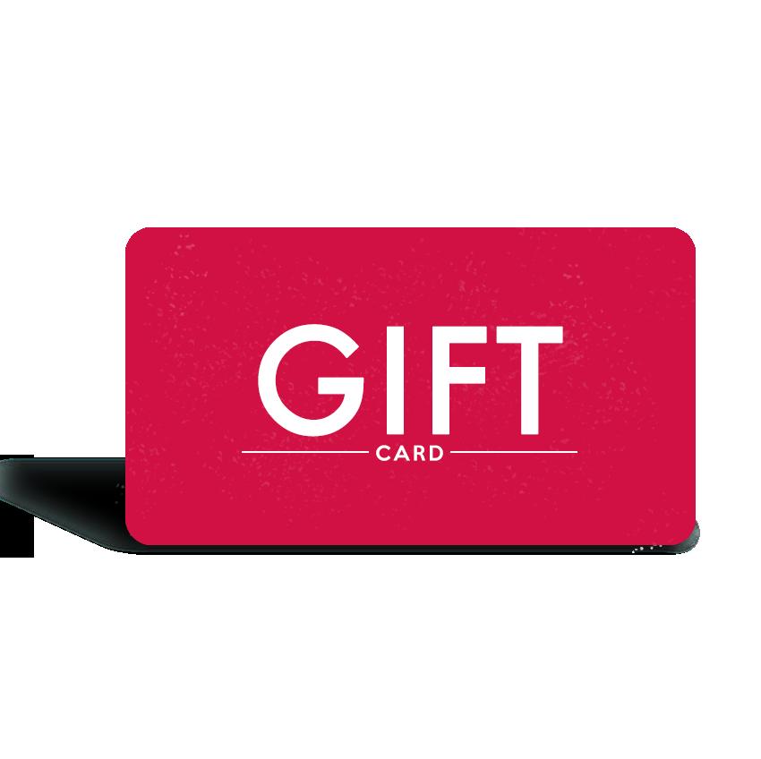 Red Lantern gift certificate