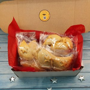 12 Festive Pasties in a Box